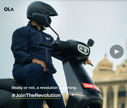 Ola electric scooter dealership investment
